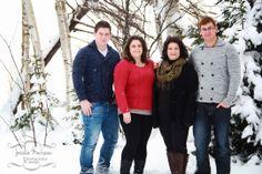 Family Session, cold snowy December day! Pictou, Nova Scotia.