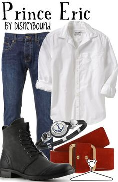 Someday I'll convince Eric to dress like Prince Eric! ....Maybe. haha.