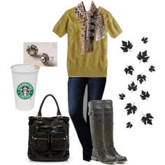 I love that Starbucks is an accessory