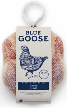 Blue Goose on Packaging of the World - Creative Package Design Gallery