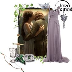 """""""The Lord of the Rings"""" by the-sunflower on Polyvore"""