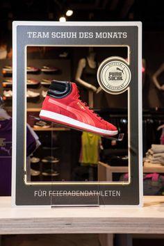 Puma store by Plajer & Franz Studio, Munich store design