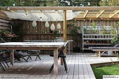 tak,inredning,trädäck,uteplats,altan