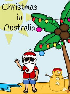 To find out more about how we keep cool and celebrate during the festive season, grab a copy of this Christmas in Australia printable pack. It contains 47 pages, including answers, on the following topics:* Preparing for Christmas* Christmas Food* Boxing Day Test Match* Boxing Day Sales* Boxing Day Yacht Race* Six White Boomers* Surf Life Saving* Natural Disasters  cyclones, bushfires, floods* Carols by Candlelight* Christmas Stamps* Christmas Plants* Christmas Beetles