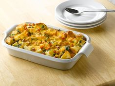 Ham and Vegetable Strata Protein Recipes, Protein Foods, Diabetic Recipes, High Protein, Healthy Foods, Cooking Recipes, Healthy Recipes, Brunch Ideas, Brunch Recipes