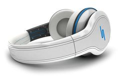 White Street by 50 Over-Ear Wired Headphones