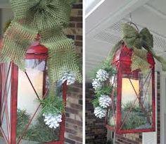Christmas lantern ideas