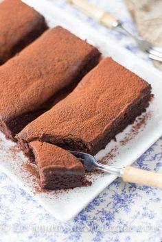gateau au chocolat à la danette facile