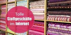 Mode-Empfehlungen online: Tolle Stoffgeschäfte im Internet für Hobbyschneiderinnen The Effective Pictures We Offer You About knitting techniques thoughts A quality picture can tell you many things. Fair Isle Knitting, Arm Knitting, Sewing Hacks, Sewing Projects, Diy Shops, Textiles, Diy Supplies, Love Sewing, Fabric Shop