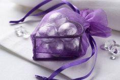 Your Pretty Purple Wedding