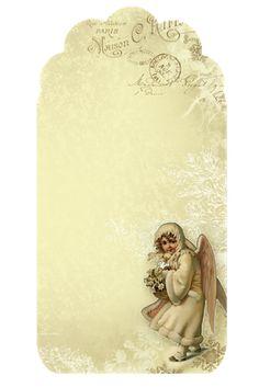 Astrid's Artistic Efforts ~ Snowy Angel