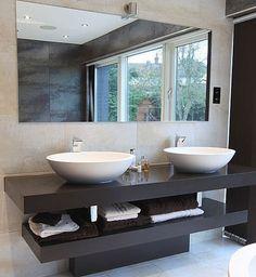 Counter-top washbasin / composite / stone LUXURY OVAL BASINS Castello Luxury Baths