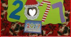 To ημερολόγιο που φτιάξαμε πέρυσι ήταν μία πολύ απλή κατασκευή έφτιάξαν τα παιδιά με τους γονείς τους στα εργαστήρια.   Μου άρεσε ... Christmas Crafts, Handmade Christmas Crafts
