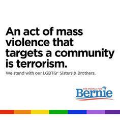 #PulseNightclubShooting #Orlando #LGBTQ