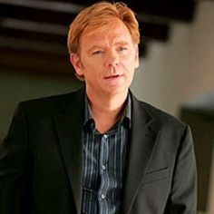 David Caruso.  There's something about this guy.  Love him in CSI Miami (his one-liners are great!).   Originally from Rambo.  Cool dude.