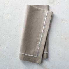 Corded Hombre Napkins, Set of Four