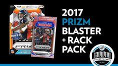 2017 Panini Prizm Football Blaster Box & Rack Pack