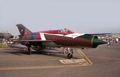 MiG-21MF Czech Air Force 7711 RAF Fairford