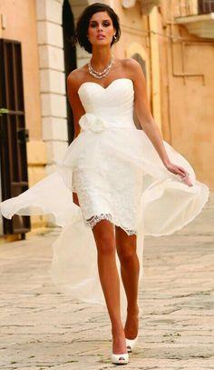 e8a1e0b8b8 Esküvői Ruha, Menyasszonyi Ruhák, Tengerparti Esküvők, Galéria, Ruha, Ruha