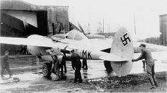 Captured P-38