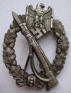 Infantry Assualt Badge/superior