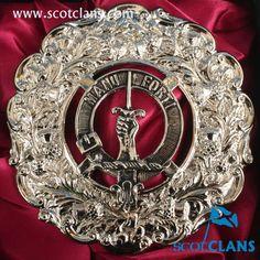 MacKay Clan Crest Pl