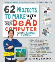 Computer hacking takes on a whole new meaning when you're going at it with a screwdriver and hammer: announcing the most wildly inventive, eco-friendly craft book on repurposing everyday objects since Generation T. Except in this case the raw material isn't a T-shirt, but the stuff we all have lying around and have no idea what to do with, or even how to get rid of properly—your old cell phone, a broken printer, irredeemable iPod, busted digital camera, mysterious thatches of cables and…