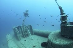 Albania promotes its underwater archaeology, for tourism