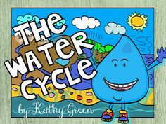The Water Cycle:  This unit teaches evaporation, condensation, precipitation, groundwater & collection.