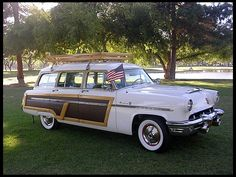 1953 Mercury Montery Station Wagon