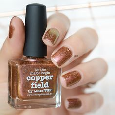 Copper Field - My Collaboration Shade with Picture Polish