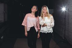 Kurkistus kulisseihin - By Pinja-vaatemallisto on täällä! Ruffle Blouse, Lace, Tops, Women, Style, Fashion, Swag, Moda, Fashion Styles