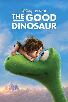 The Good Dinosaur Movie Poster - Jeffrey Wright, Frances McDormand, Maleah Padilla  #TheGoodDinosaur, #MoviePoster, #KidsFamily, #PeterSohn, #FrancesMcDormand, #JeffreyWright, #MaleahPadilla