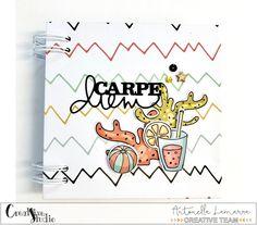 Mini album Carpe Diem – Creative Studio