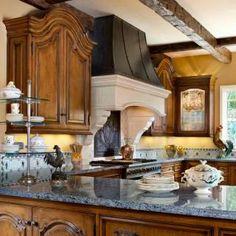 Linda L. Floyd, Inc. Interior Design, Country French Kitchen - Los Gatos, CA #cultivateit