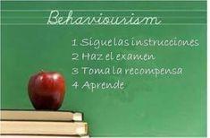 Teorías del aprendizaje - Conductismo