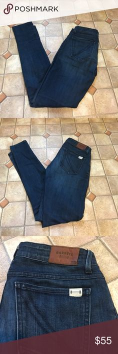 Low rise power skinny jeans in endure wash