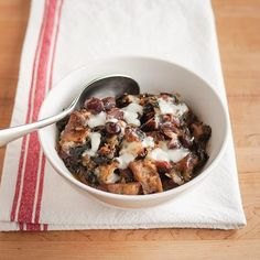 Slow Cooker Recipe: Cheesy Panade with Swiss Chard, Beans & Sausage ...