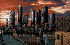 16-bit Cityscapes - Page 4 - NeoGAF