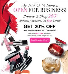 Only 3 days left  to Campaign 19!  If you see an item or beauty product  that you love, do not miss the sale price!  Go to my eStore to receive your 20% off, today!  Love, Erica