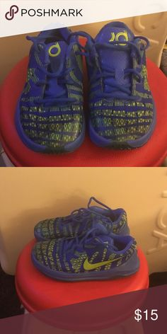 Toddler boy Nike Good condition barely worn pet free smoke free home Nike Shoes Sneakers