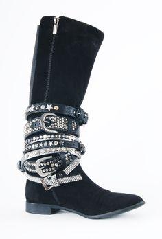 boot belts, laars riempjes