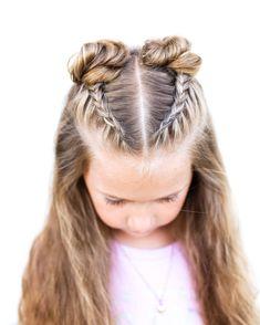 131 super cute hairstyles for little girl Toddler Hairstyles Girl Cute girl Hairstyles Super Cute Toddler Hairstyles, Super Cute Hairstyles, Cute Little Girl Hairstyles, Pigtail Hairstyles, Flower Girl Hairstyles, Child Hairstyles, Hair Dos For Kids, Hair Kids, Kid Hair Dos