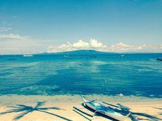 Sabang beach Philippines