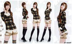 Hwang Mi Hee HD Wallpaper