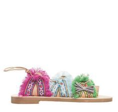 ΓΥΝΑΙΚΕΙΑ ΣΑΝΔΑΛΙΑ ΔΕΡΜΑΤΙΝΑ I LOVE SANDALS (MULTI 1) Place Cards, Place Card Holders, Sandals, Shoes Sandals, Sandal