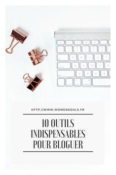 Mon top 10 des outils indispensables pour rédiger de bons articles #blogging #blog #outils #ressources #blogueuse