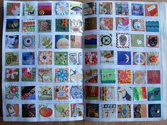 Inchies Two Page Spread