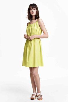 Bawełniana sukienka | H&M