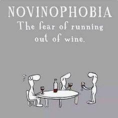 Novinophobia a common phobia? Poggio al Bosco
